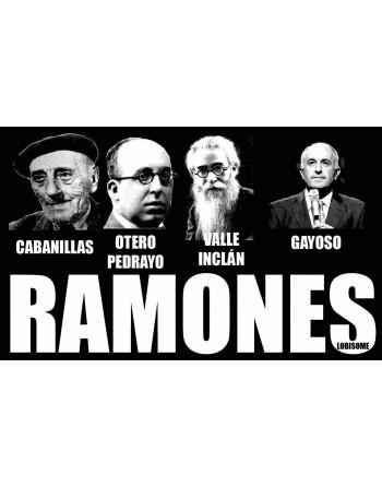 Ramones caras