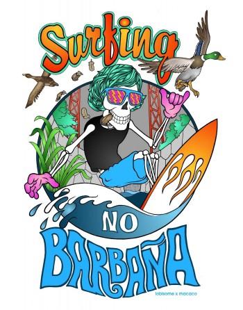 Surfing no Barbaña