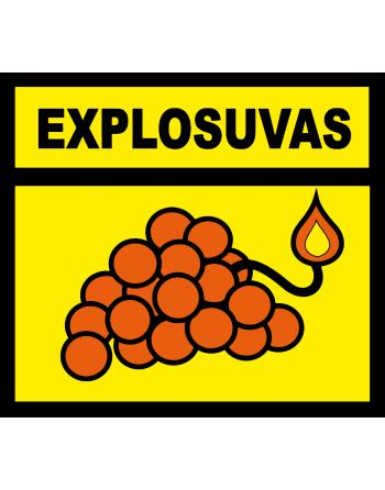 Explosuvas