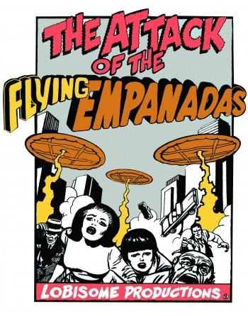 Flying empanadas